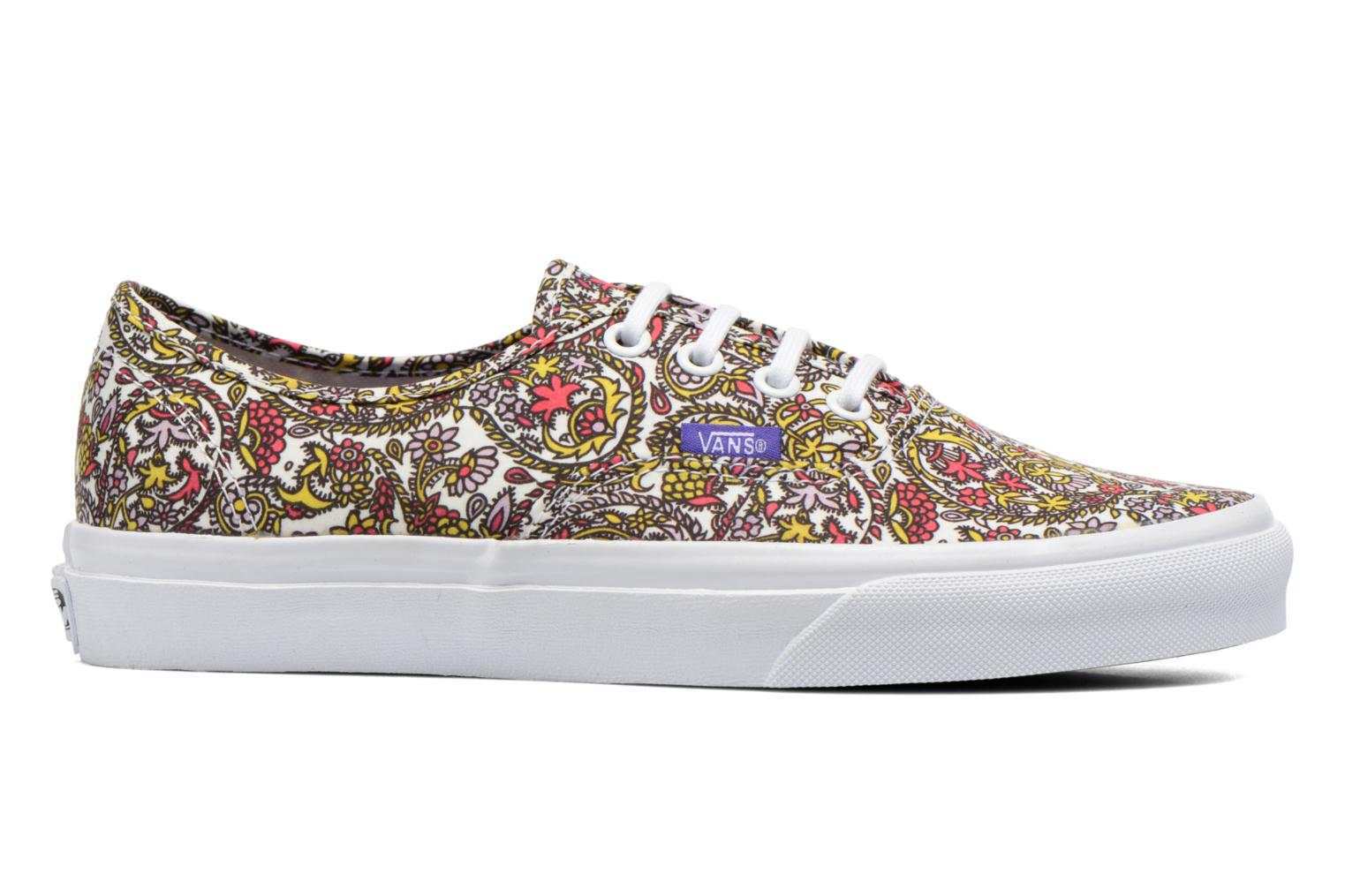 Authentic w (Liberty) paisley/true white