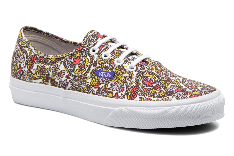 Sneakers Vans Authentic w Multicolor detail