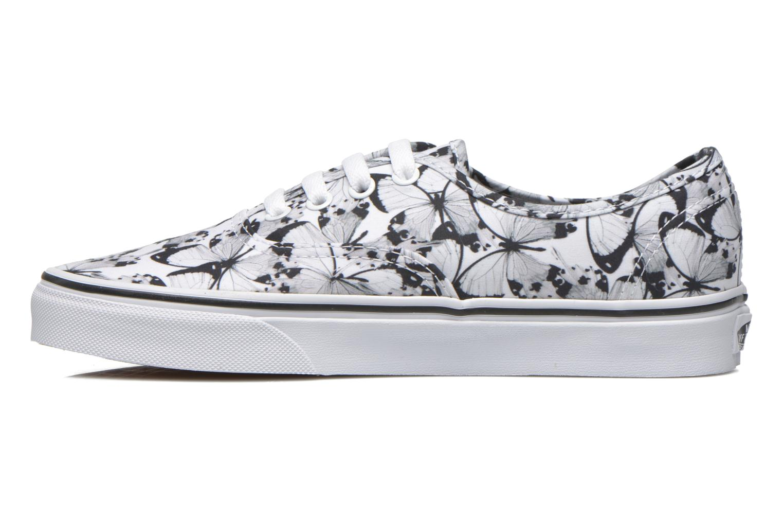 Sneakers Vans Authentic w Wit voorkant