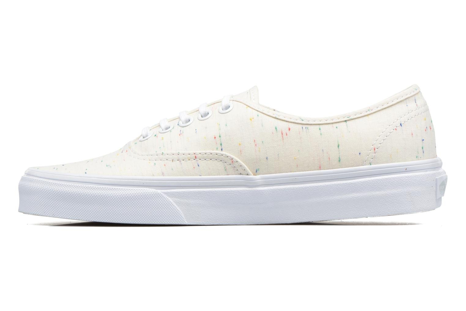 Authentic w (Speckle Jersey) Cream/True White