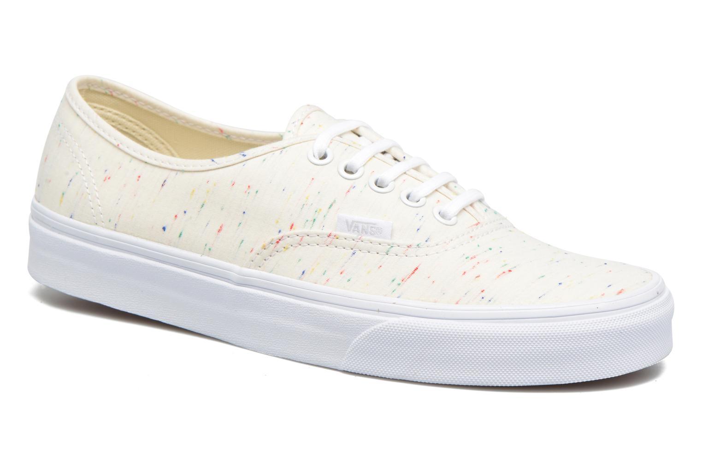 Authentic w (Speckle Jersey) Cream/True White