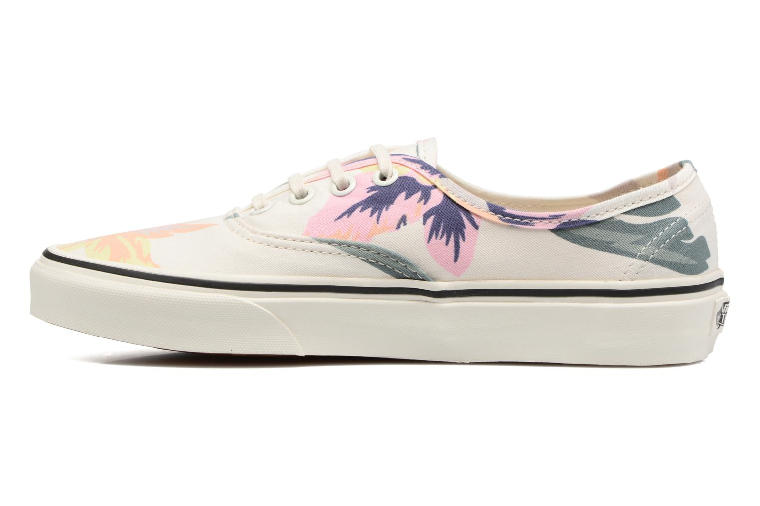 Trainers Vans Authentic w Pink front view