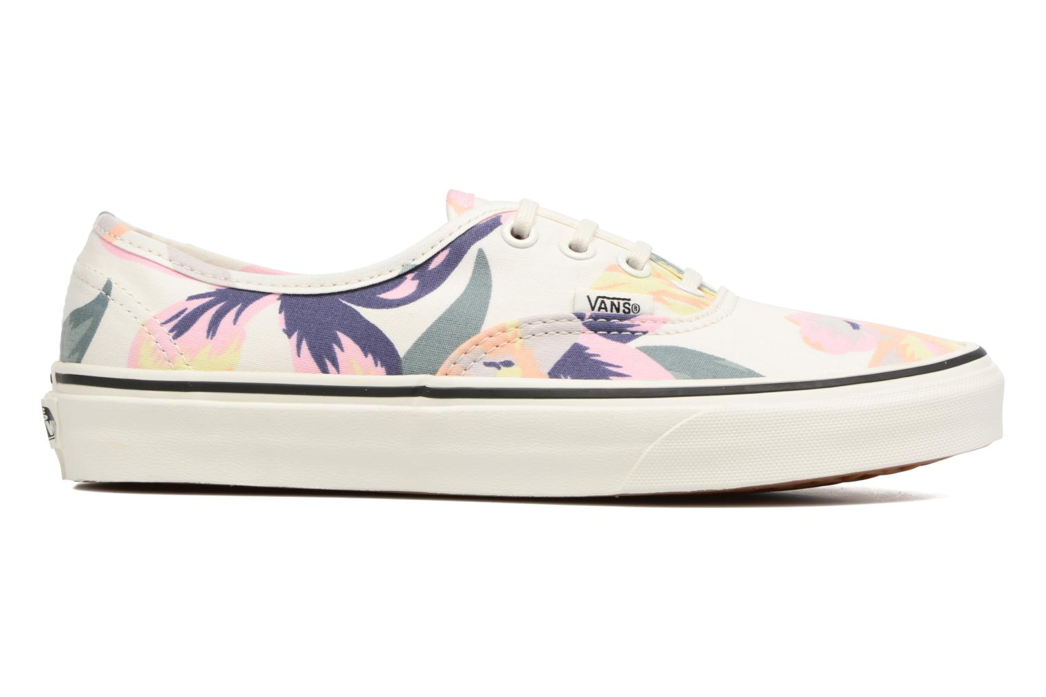 Trainers Vans Authentic w Pink back view