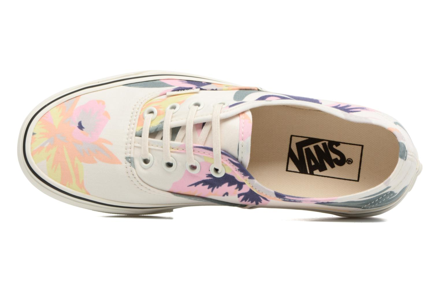 Baskets Vans Authentic w Rose vue gauche