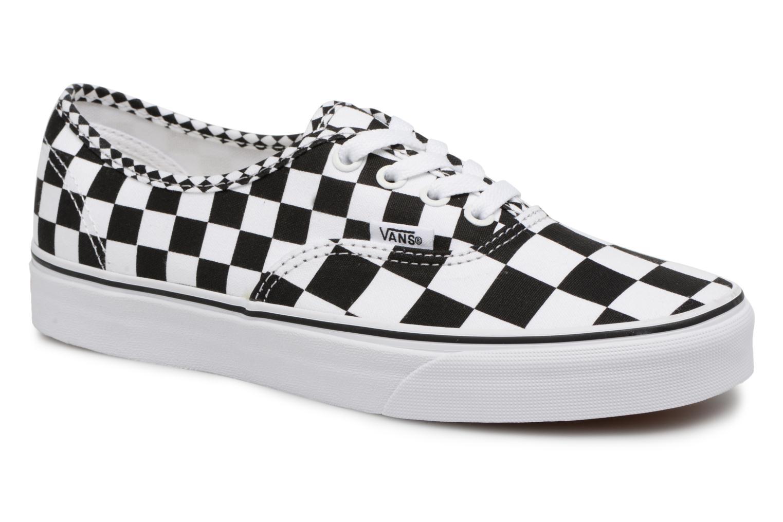 Zapatos promocionales Vans Authentic w (Negro) - Deportivas   Los zapatos más populares para hombres y mujeres