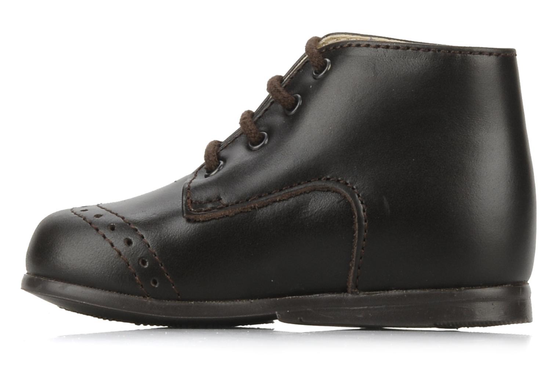 Bottines et boots Rose & Martin Sufolk Marron vue face