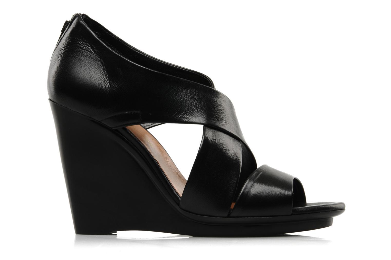 Sandali e scarpe aperte Clergerie Javor Nero immagine posteriore