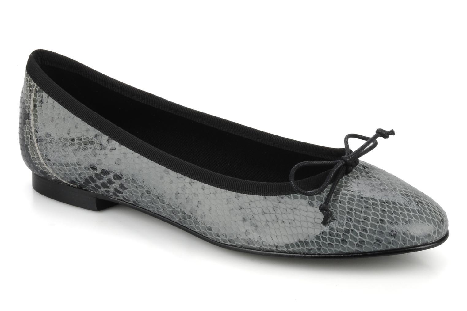 Ballet pumps Eden Kawi Silver detailed view/ Pair view