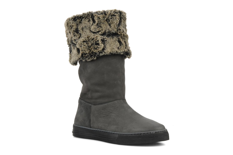 Bottines et boots Eden Blimer Gris vue détail/paire