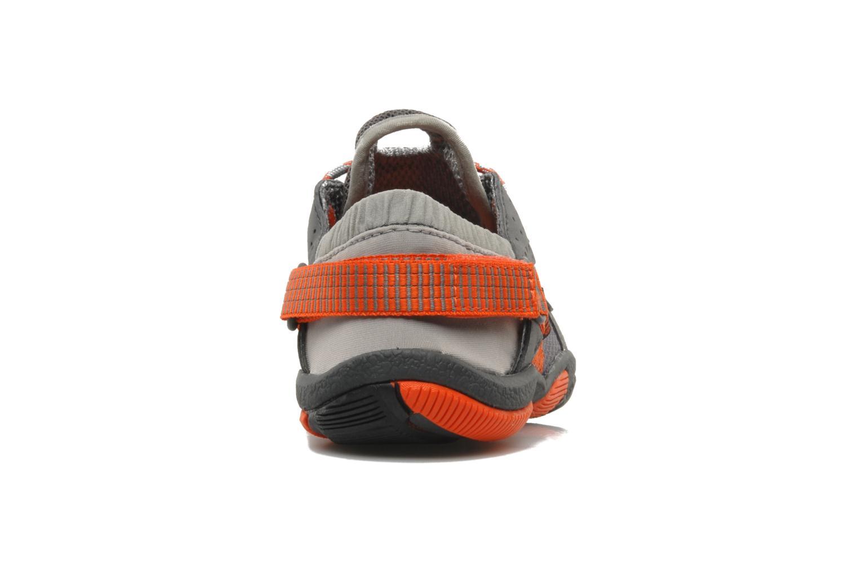 Zapatillas de deporte Merrell Swift glove Gris vista lateral derecha