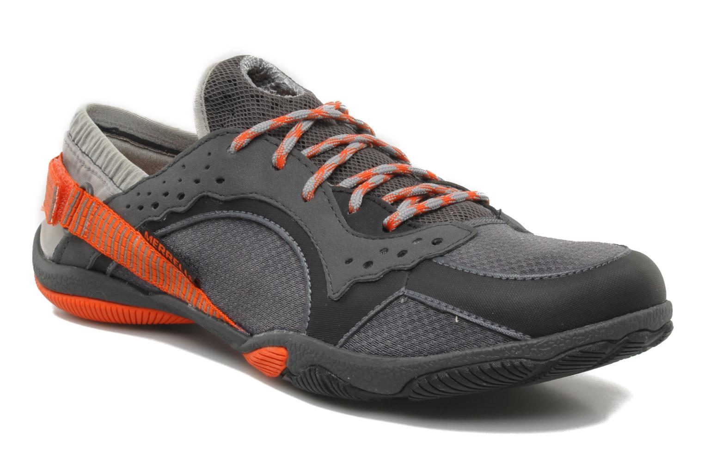 Zapatillas de deporte Merrell Swift glove Gris vista de detalle / par