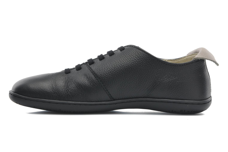 Chaussures à lacets El Naturalista El Viajero N296 W Noir vue face