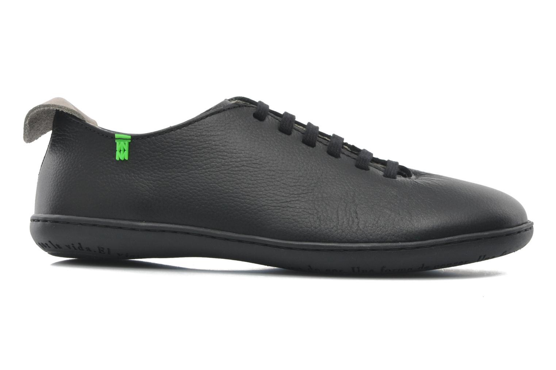 Chaussures à lacets El Naturalista El Viajero N296 W Noir vue derrière