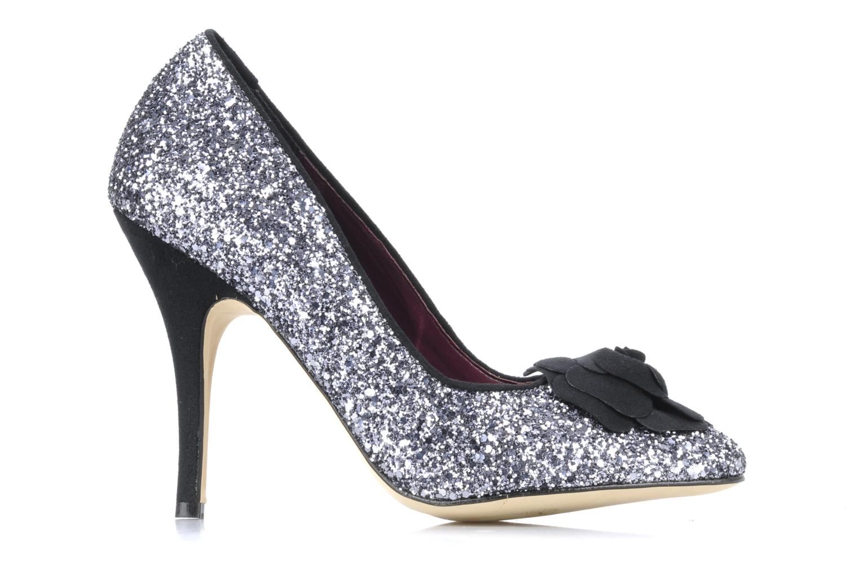 High heels Beyond Skin SWEETIE Silver back view