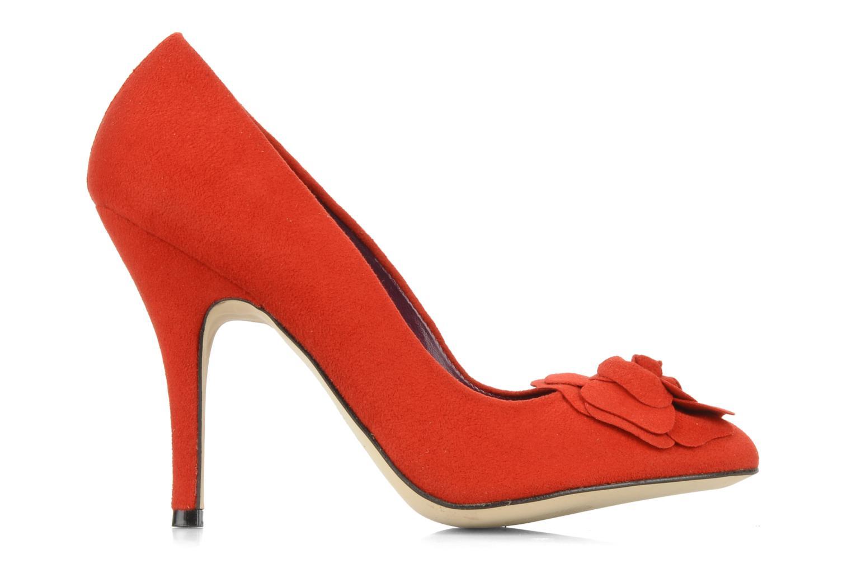 High heels Beyond Skin SWEETIE Red back view
