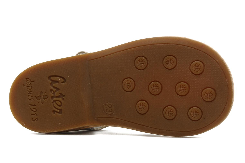 Sandali e scarpe aperte Aster VIGNETTE Viola immagine dall'alto