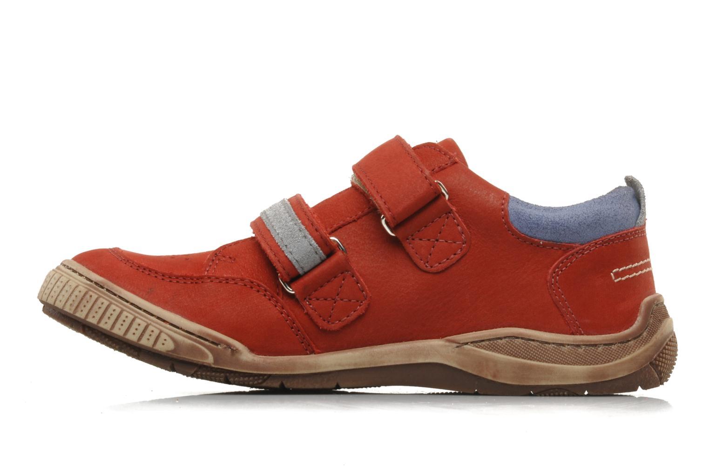 Sneakers Aster HENOCK Rood voorkant