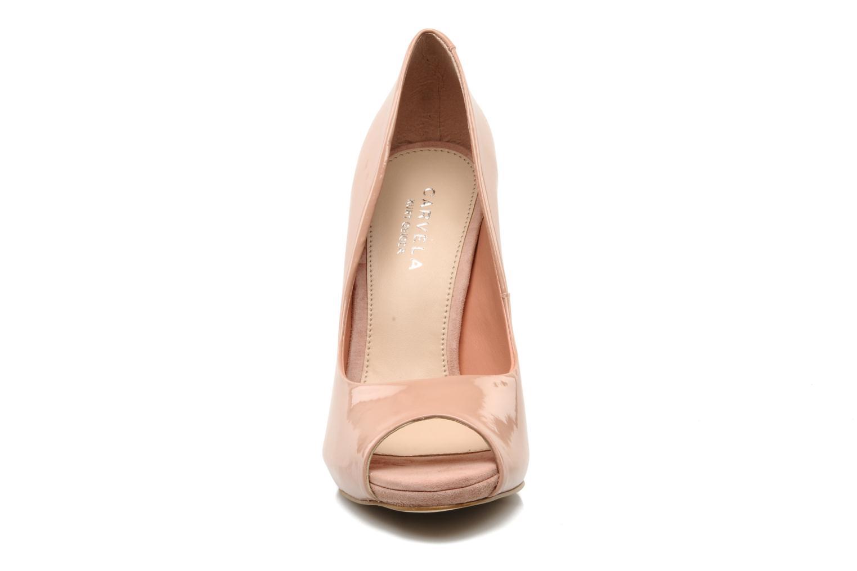 High heels Carvela AUSTRALIA Pink model view