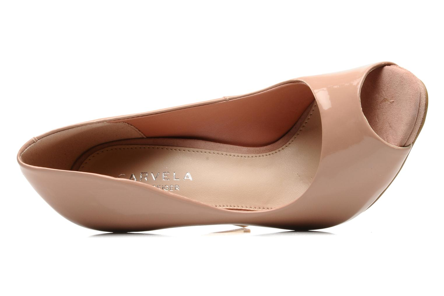High heels Carvela AUSTRALIA Pink view from the left