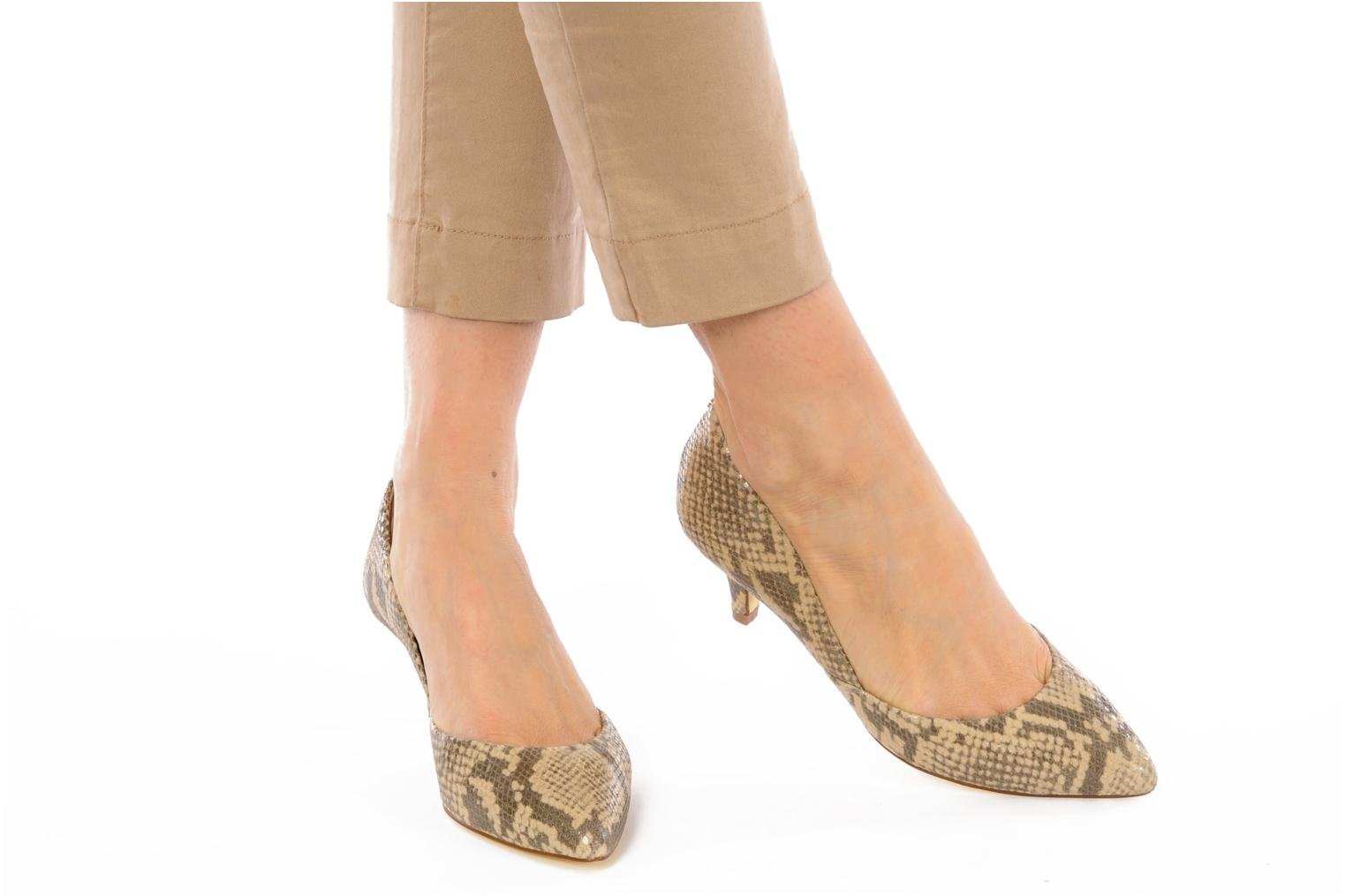 High heels Ted Baker HARRISIA Beige view from underneath / model view