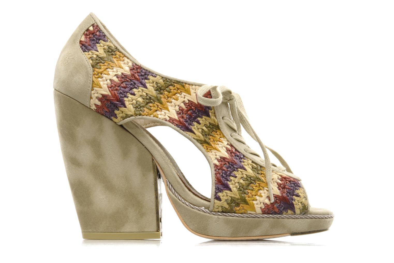 Scarpe con lacci Feud WHIP Multicolore immagine posteriore