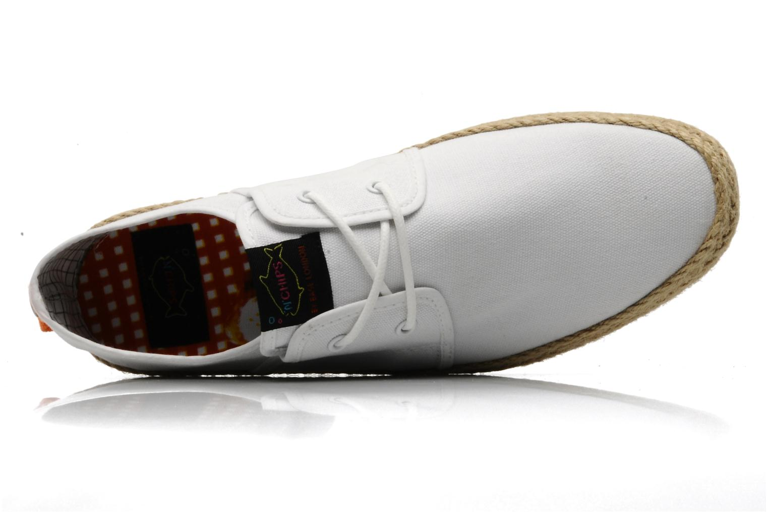Sneakers Fish 'N' Chips Spam Bianco immagine sinistra