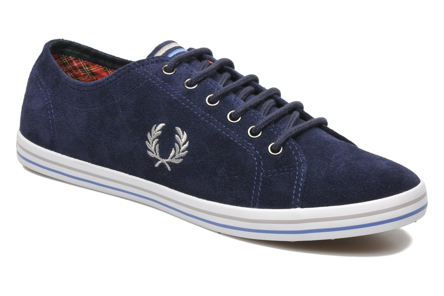 Basket - Fred Perry - Kingston Suede jO1bv0IL