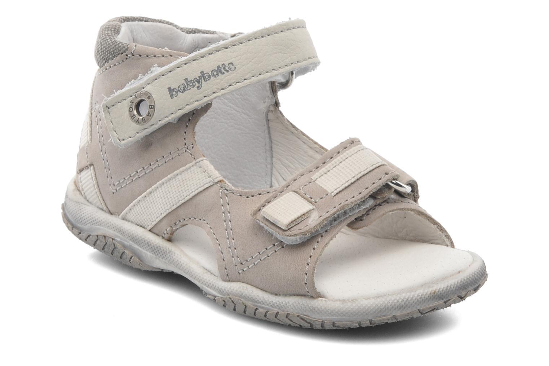 Sandalen Babybotte Tabarli Grijs detail