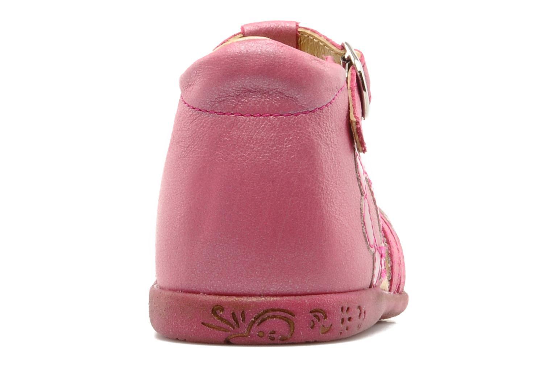 Sandali e scarpe aperte Babybotte Topmodel Rosa immagine destra