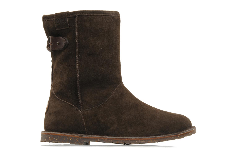 Stiefeletten & Boots Emu Australia DUTTON LO braun ansicht von hinten
