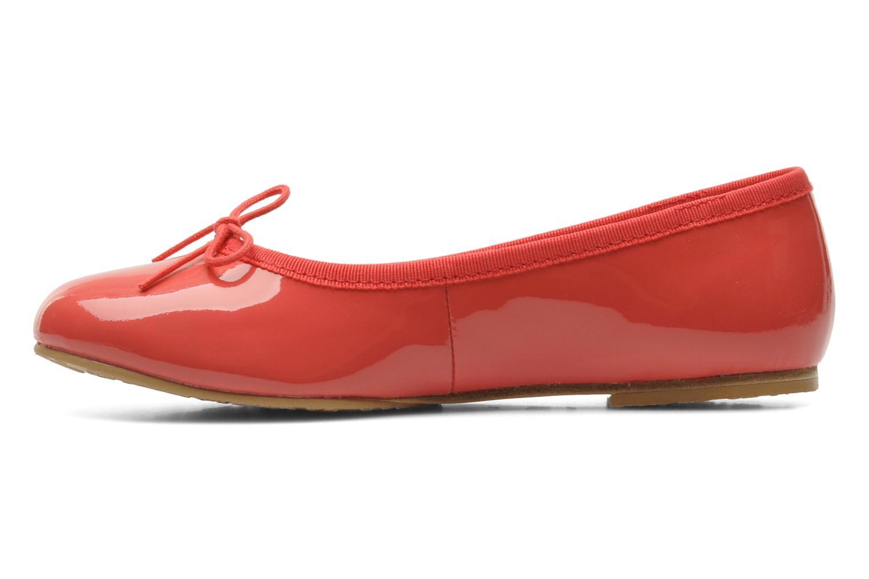 Ballerina's Bloch Girls Chacha Roze voorkant