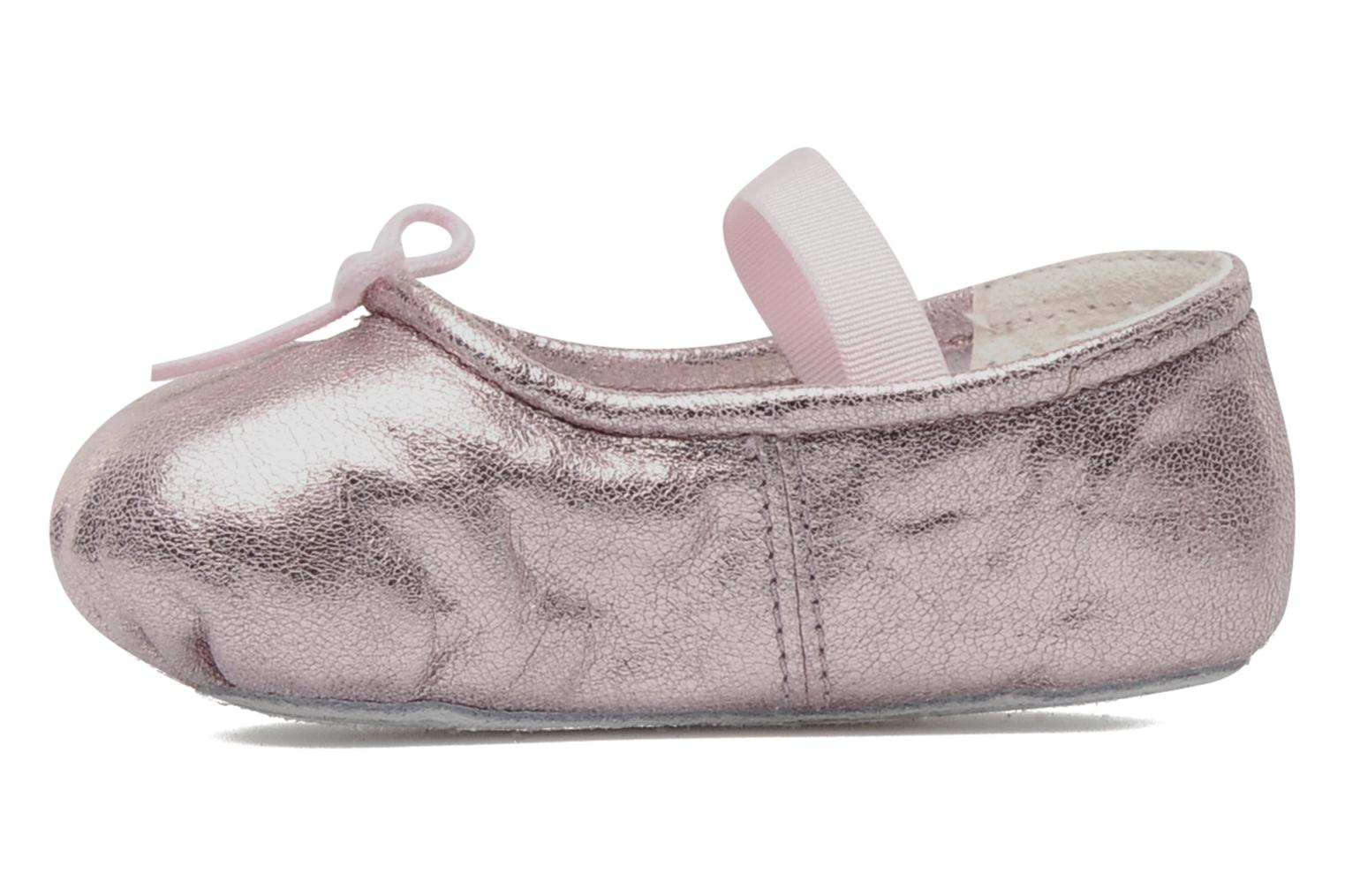 Ballet pumps Bloch Baby Angelica Pink front view