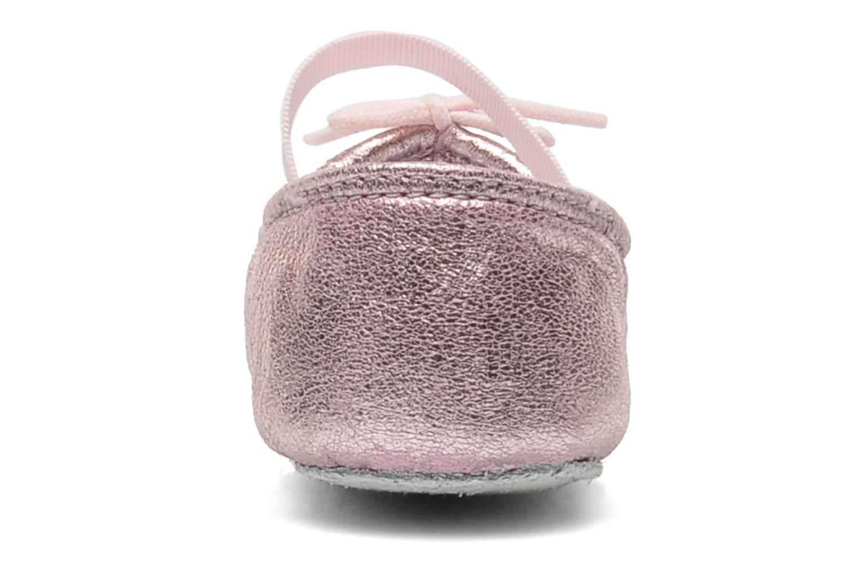 Ballerina's Bloch Baby Angelica Roze rechts