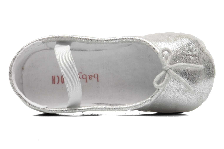 Ballerina's Bloch Baby Angelica Zilver links