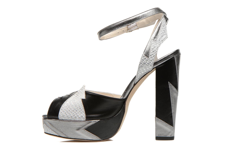 Zia Silver/Black/Grey