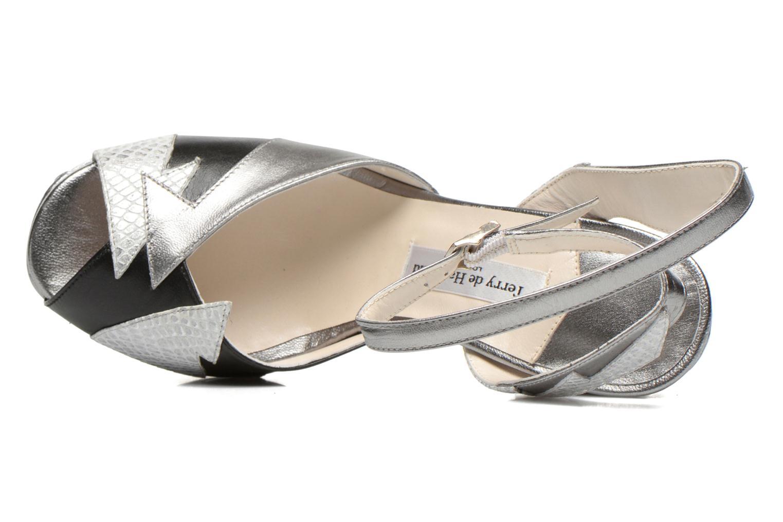 Sandali e scarpe aperte Terry de Havilland Zia Grigio immagine sinistra
