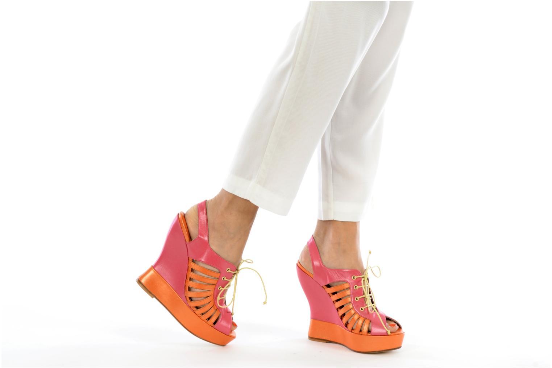 Sandali e scarpe aperte Terry de Havilland Jay Multicolore immagine dal basso