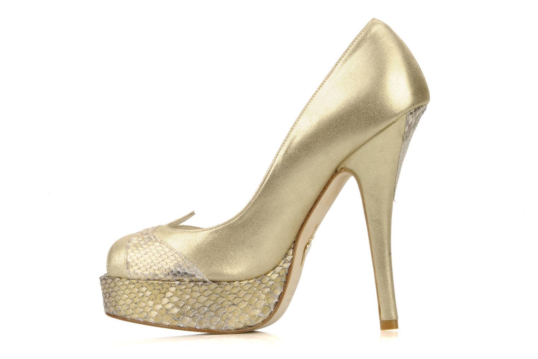 Amber Platino gold