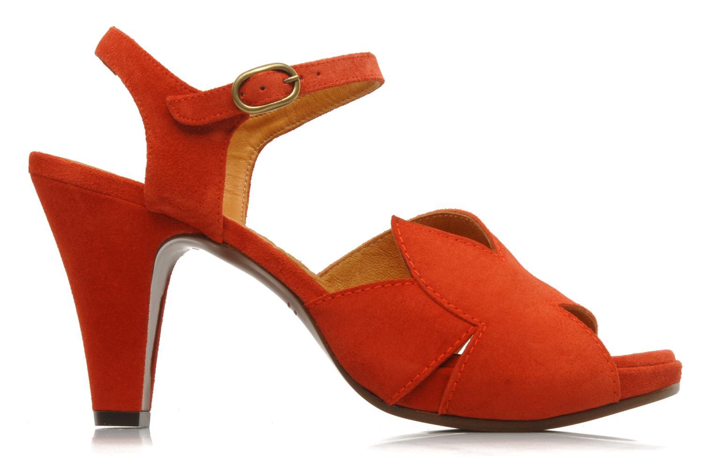 Sandali e scarpe aperte Chie Mihara Xoni Arancione immagine posteriore