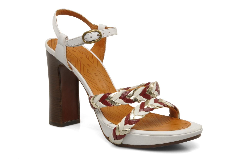 Sandalen Chie Mihara Recife weiß detaillierte ansicht/modell
