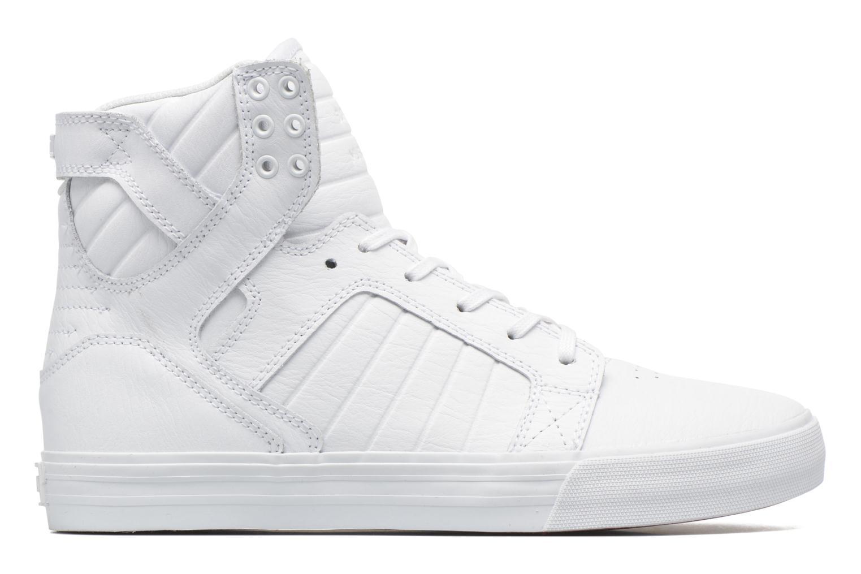 Sneakers Supra Skytop Wit achterkant