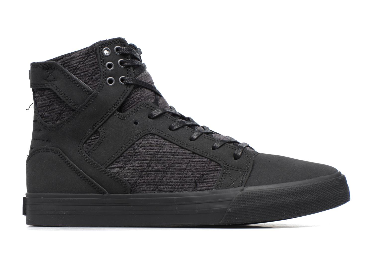 Sneakers Supra Skytop Sort se bagfra