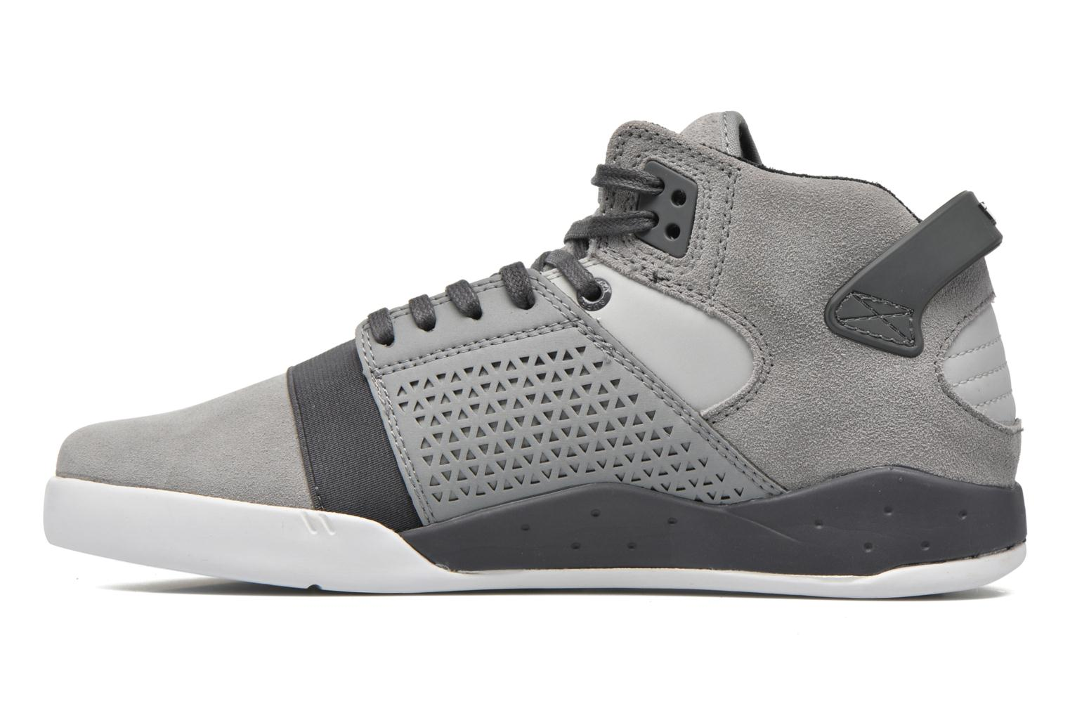 Sport shoes Supra Skytop III Grey front view