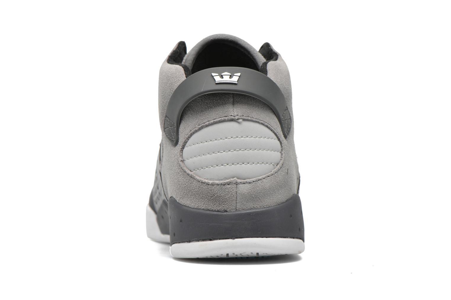 Sport shoes Supra Skytop III Grey view from the right