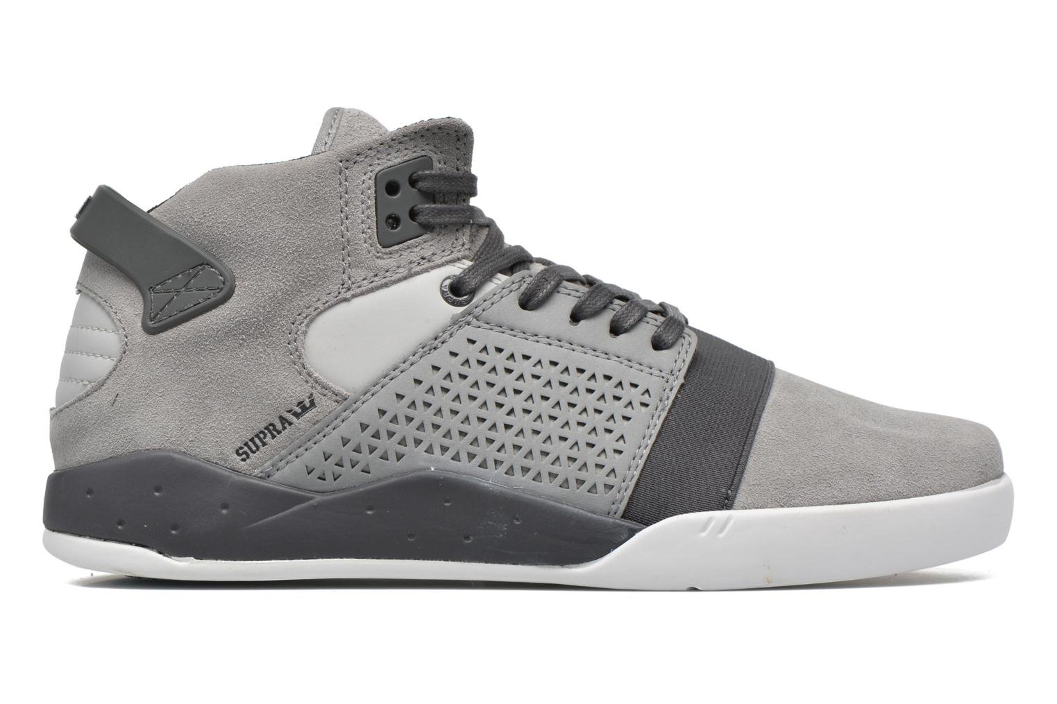 Sport shoes Supra Skytop III Grey back view