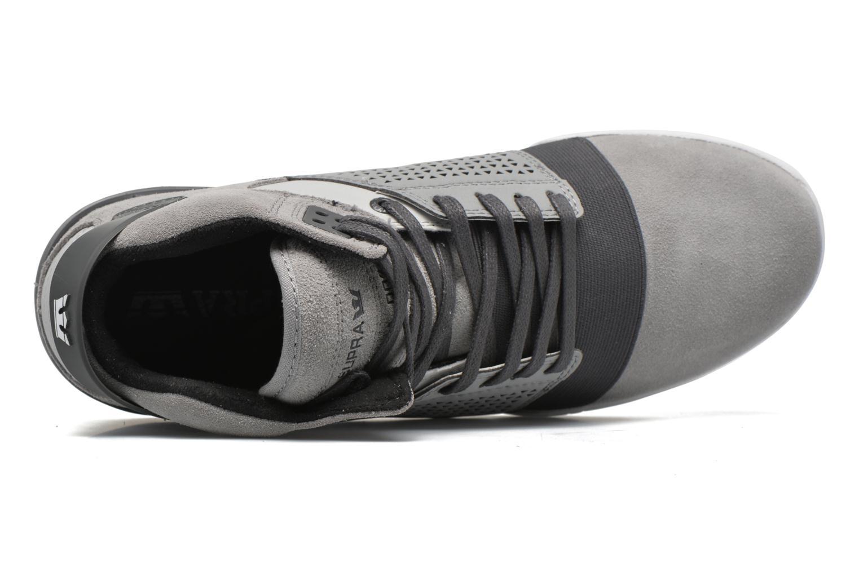 Zapatillas de deporte Supra Skytop III Gris vista lateral izquierda
