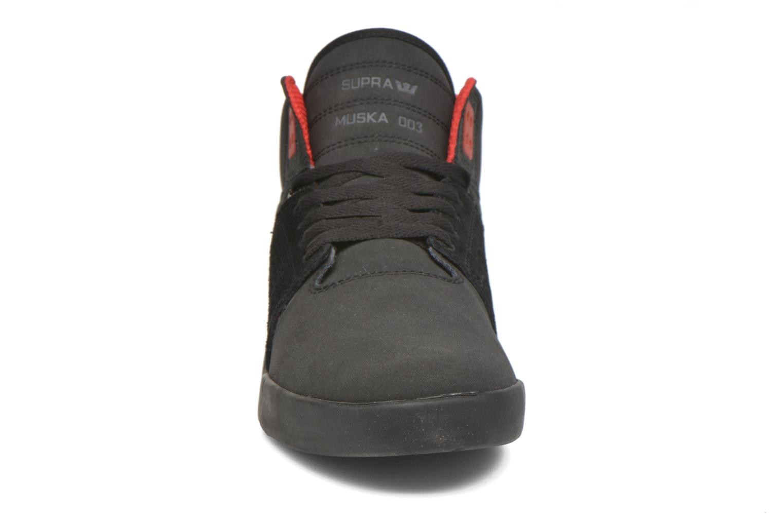 Skytop III Black/red