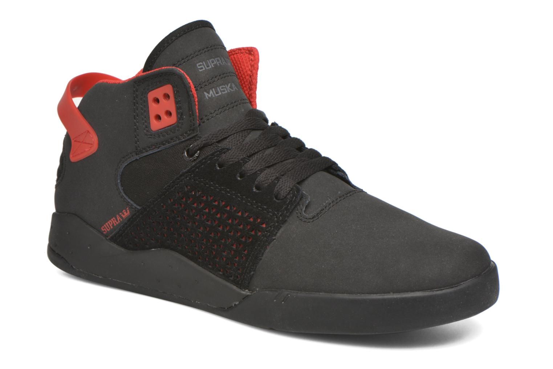 Skytop III Black/red