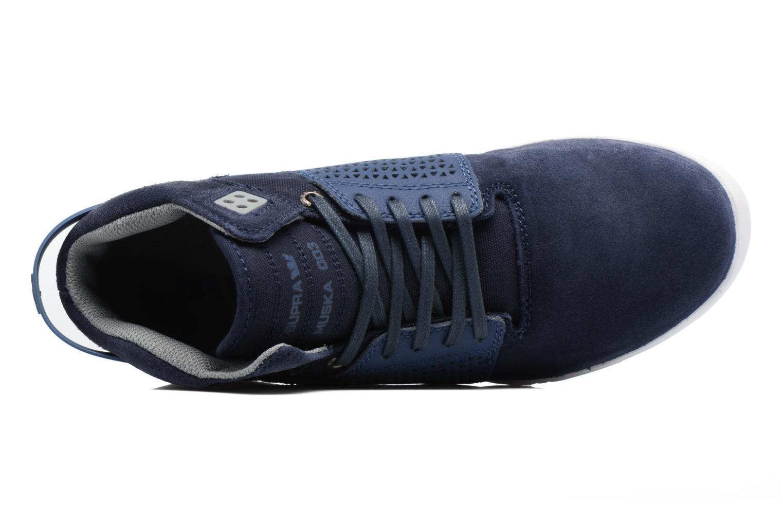 Sportschoenen Supra Skytop III Blauw links
