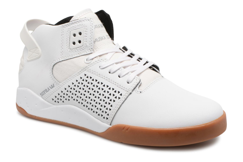 Supra Skytop III (Blanc) - Chaussures de sport chez Sarenza (327621)